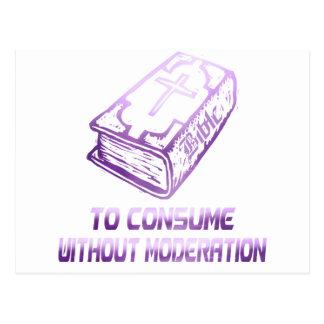 Para consumir sin la moderación Lilas Postales