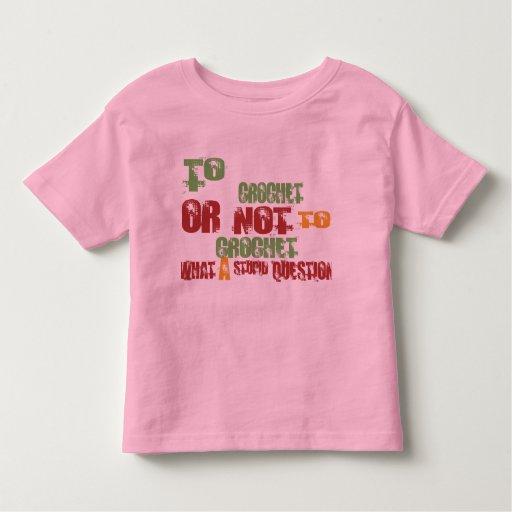 Para Crochet T-shirt