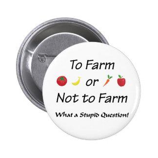 Para cultivar o no cultivar la versión 2 pin redondo de 2 pulgadas