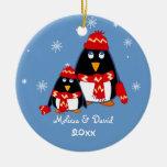 Para de niños. Ornamento adaptable del navidad