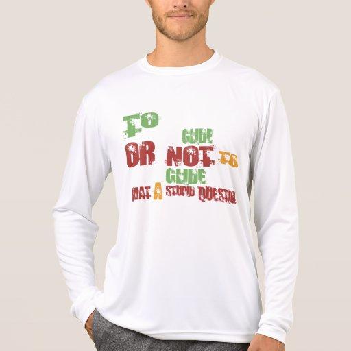 Para deslizarse camisetas