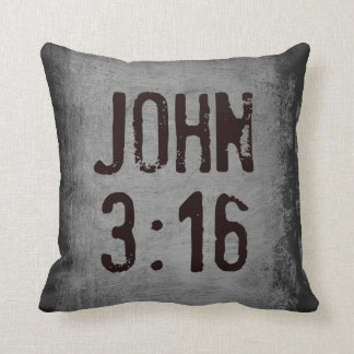 Para dios amado tan el 3 16 de Juan del mundo… Cojin