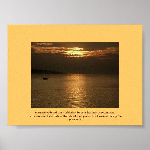 Para dios tan amado el mundo,… póster
