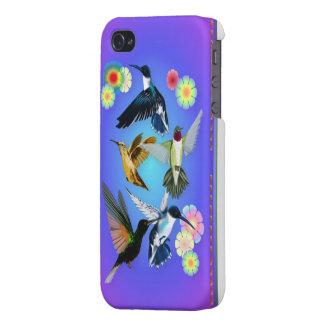 Para el amor de colibríes iPhone 4/4S fundas