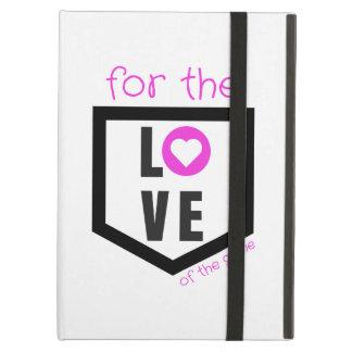 para el amor de la caja del aire del iPad del jueg