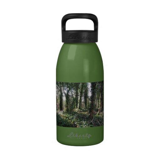 Para el amor de la hiedra botellas de beber