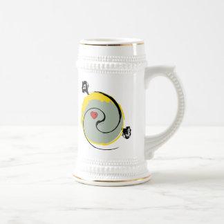 para el amor de la música tazas de café
