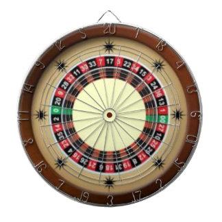 Para el amor de la ruleta tablero de dardos