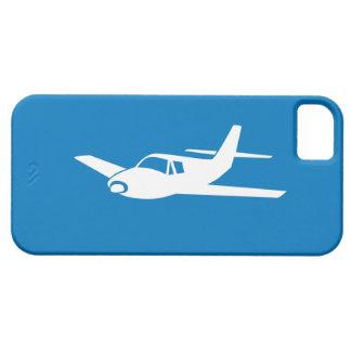 Para el amor de volar la caja azul del iphone 5 iPhone 5 carcasa