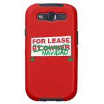 Para el arriendo Navidad - el navidad divertido de Samsung Galaxy S3 Cárcasa