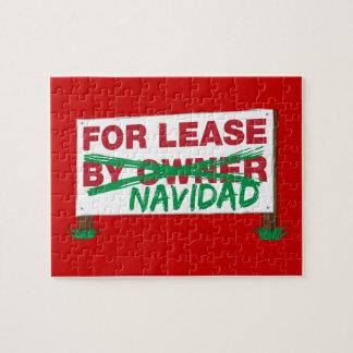 Para el arriendo Navidad - el navidad divertido de Rompecabeza