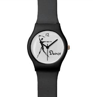 para el bailarín relojes de pulsera