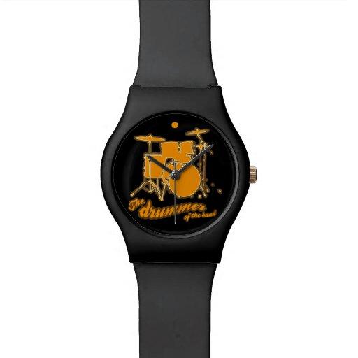 para el batería relojes de pulsera