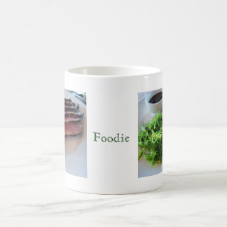 Para el Foodie Taza De Café