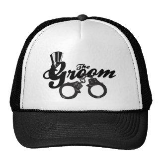 Para el gorra del novio