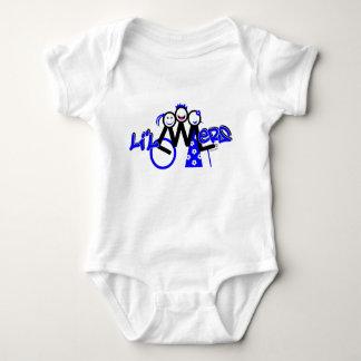 Para el L'il LWLers Body Para Bebé