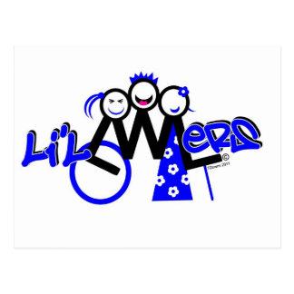 Para el L'il LWLers Tarjeta Postal