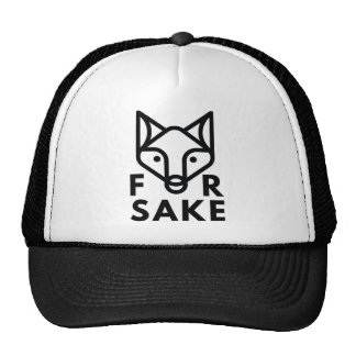 Para el motivo del Fox Gorra