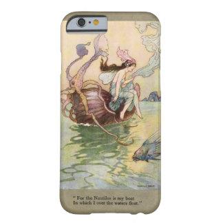 Para el nautilus es mi barco en el cual I sobre el Funda De iPhone 6 Barely There