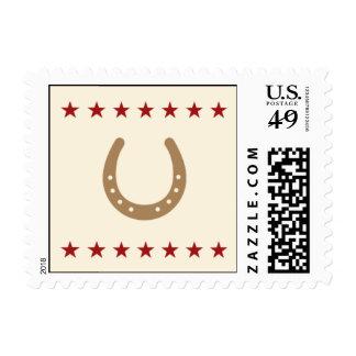 Para el pionero timbre postal