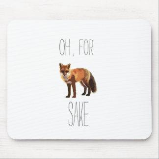 Para el recorte de los Arty del motivo del Fox Mouse Pads