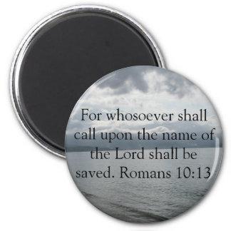 Para el whosoever invitará el nombre del señor imanes