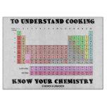 Para entender cocinar sepa su química tablas para cortar