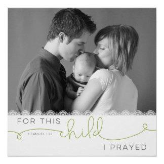Para este niño rogué - 1 1:27 de Samuel Perfect Poster