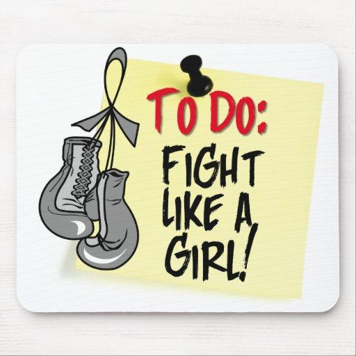 Para hacer la nota - lucha como un chica - diabete tapete de ratones