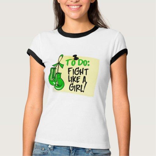Para hacer la nota - lucha como un chica - salud playera