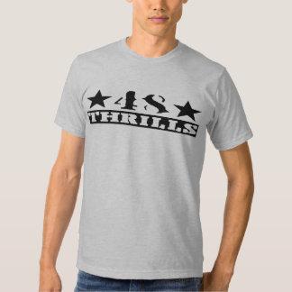 Para hombre cabido 48 emociones T Camisas