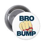 Para hombre divertido del topetón de Bro Pin