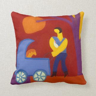 Para Isabel 2005 Throw Pillow