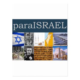 Para Israel Tarjetas Postales