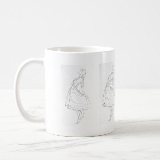 Para la alegría tazas de café