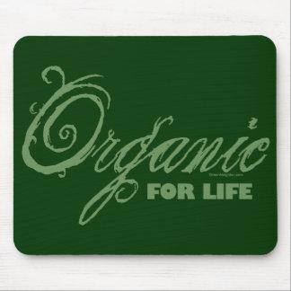 Para la vida, orgánico tapetes de raton