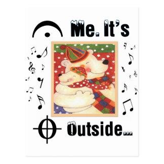 Para los amantes de la música postales