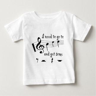 Para los amantes de la música t shirts