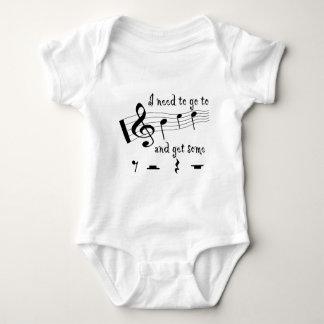 Para los amantes de la música tshirts