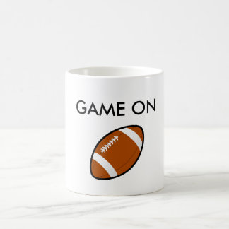 Para los amantes del fútbol taza clásica