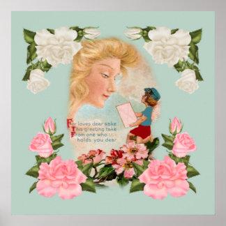 Para los amores estimados poster