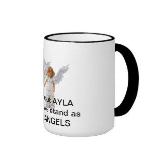 Para los ángeles de Aylas Tazas De Café