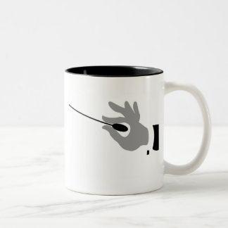 ¡Para los conductores de la música! Tazas De Café