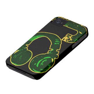 para los djs Case-Mate iPhone 4 cárcasas