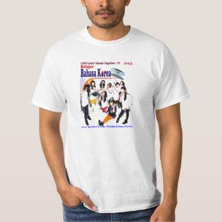 Para los miembros (anggota) de BBKBy Camisas
