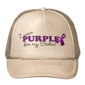 Para mi hermana gorras