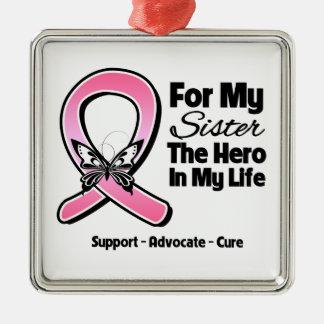 Para mi héroe mi cáncer de pecho de la hermana ornato