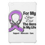Para mi héroe mi Paso-Papá - conciencia púrpura de