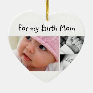 Para mi mamá del nacimiento ornamentos para reyes magos