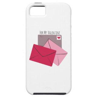 Para mi tarjeta del día de San Valentín iPhone 5 Carcasas